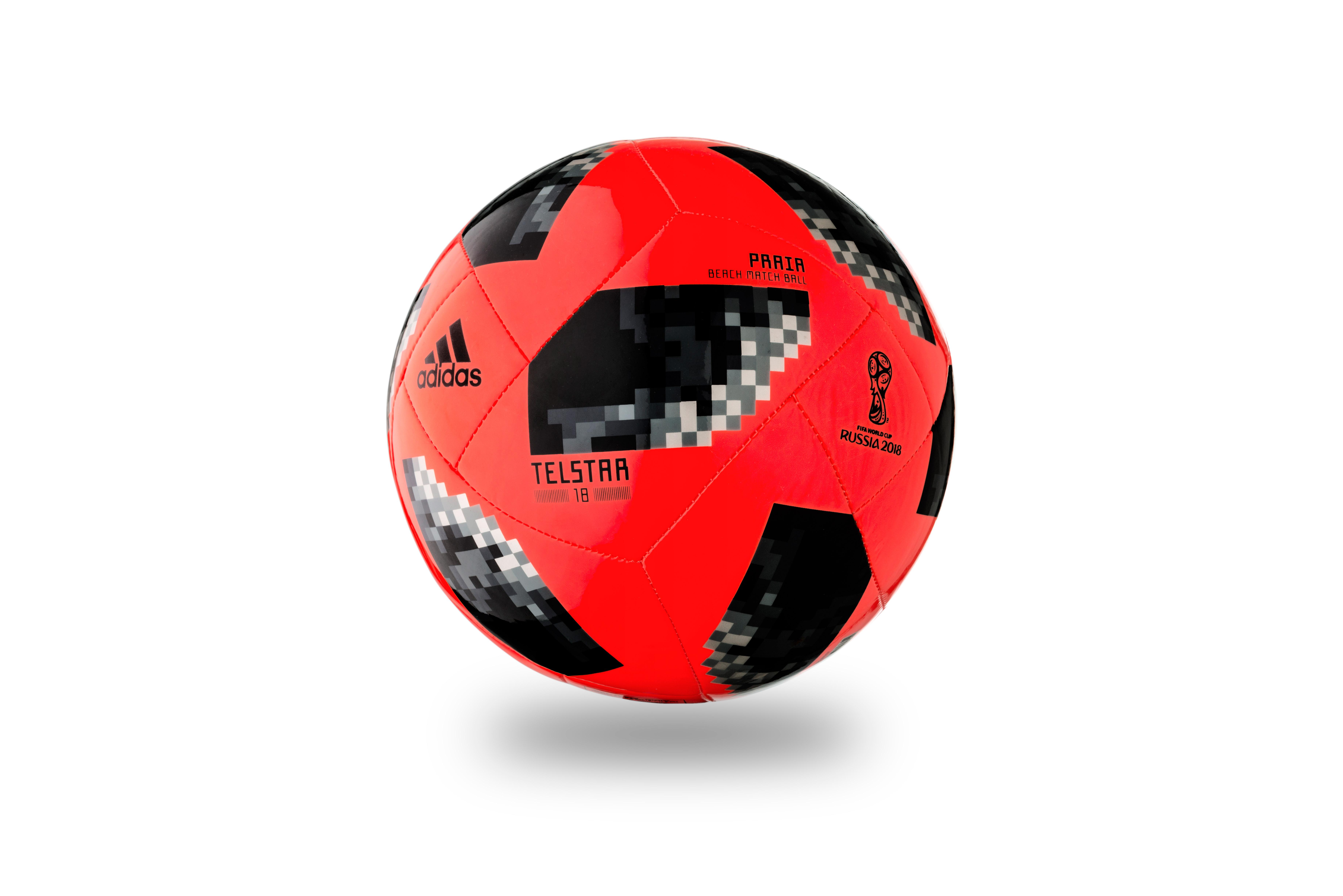 Official adidas Beach Soccer Ball 2018 Telstar Praia – Beach Soccer ... 85bffe207d0ea