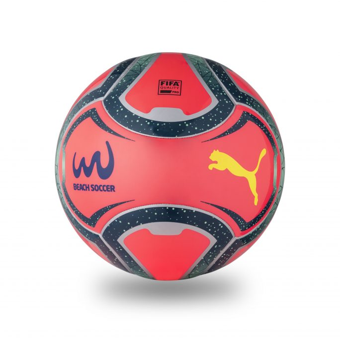 Puma Beach Soccer Ball Final