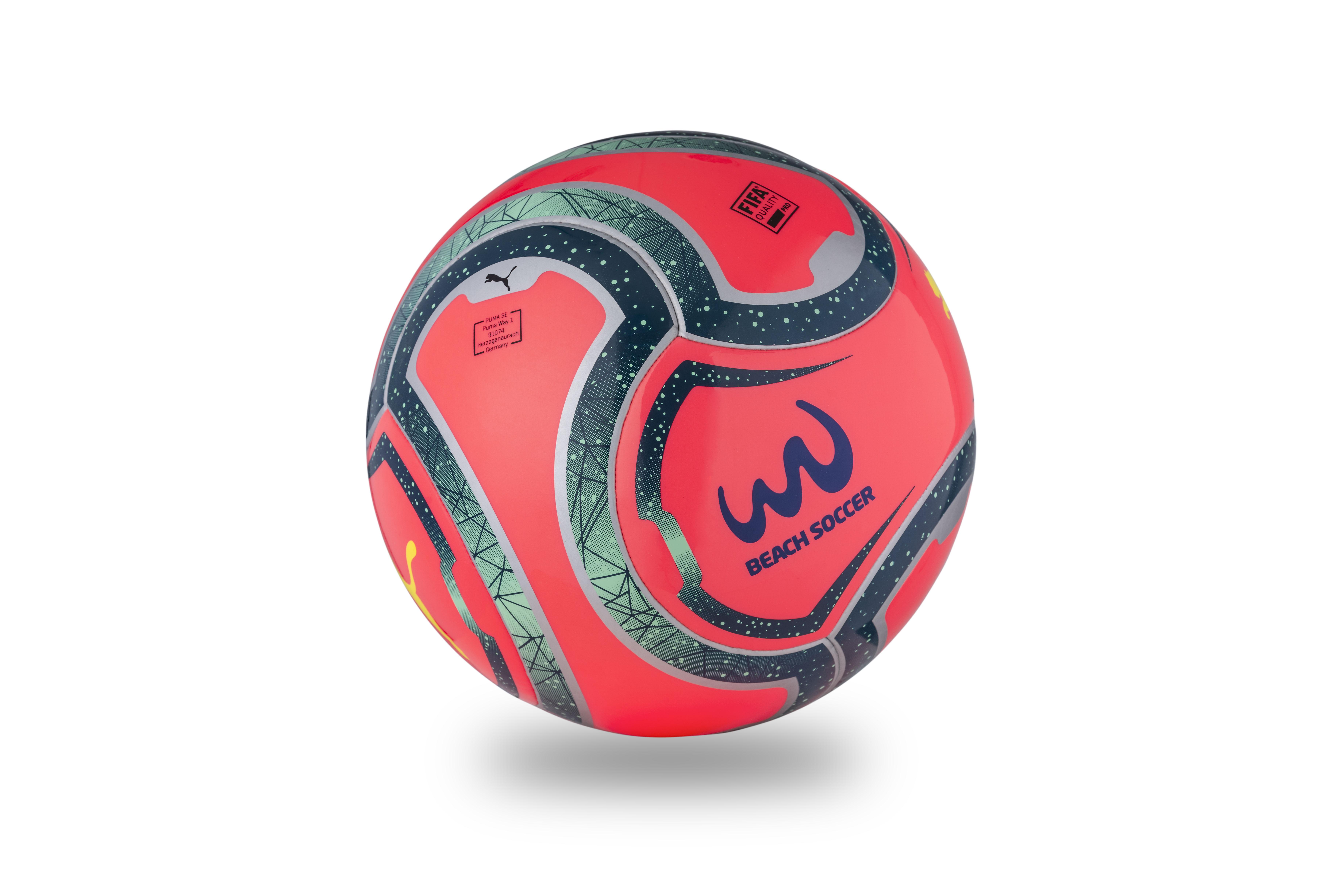 Official Puma Beach Soccer Ball – Final (FIFA Quality Pro) – Beach ...